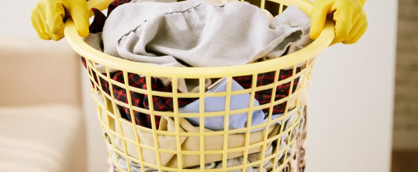 You Won't Believe What Germs Live in Your Laundry