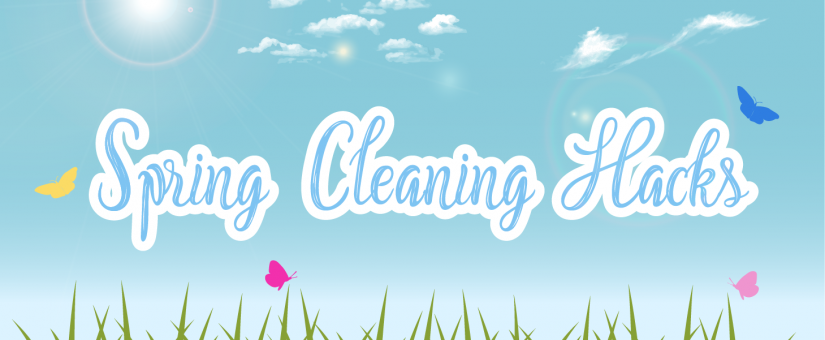 More Spring Cleaning Hacks