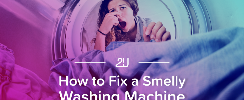 How to Fix a Smelly Washing Machine